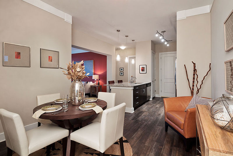 Marshall Park Apartments & Town Homes